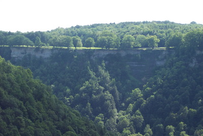 Grand Canyon of the East Letchworth State Park Beautiful Scenery in NY