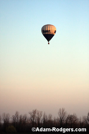 Random Hot Air Balloon